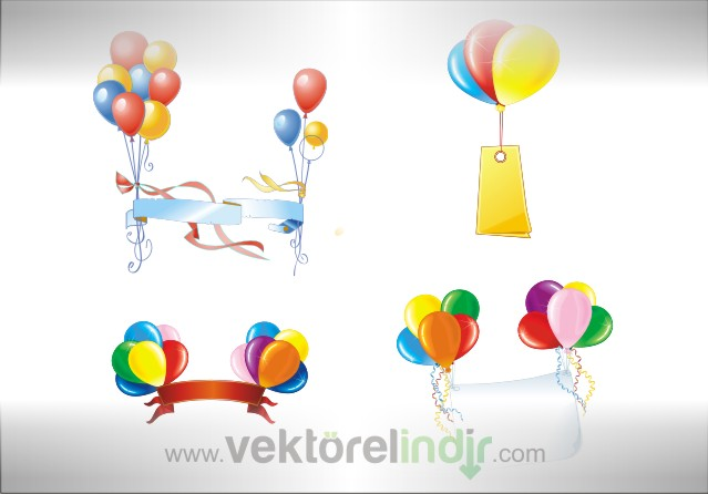 çocuk balonları