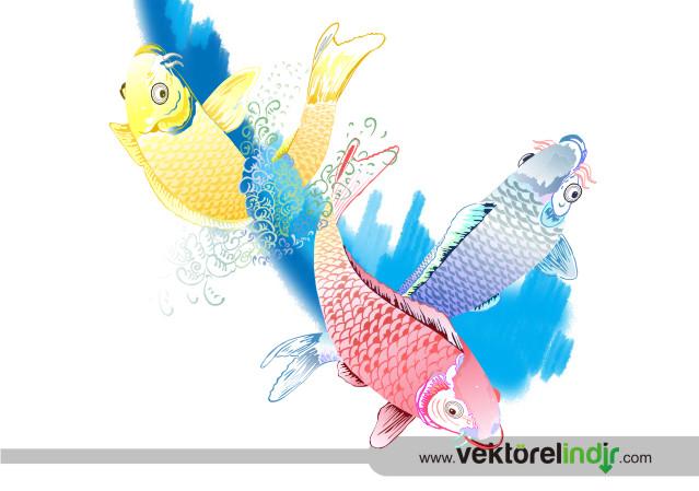Balıklar, Su İçinde