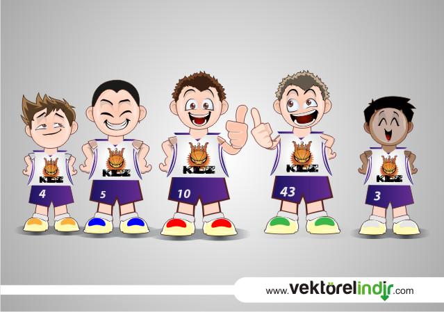 Basketbolcu, Basketbol Takımı