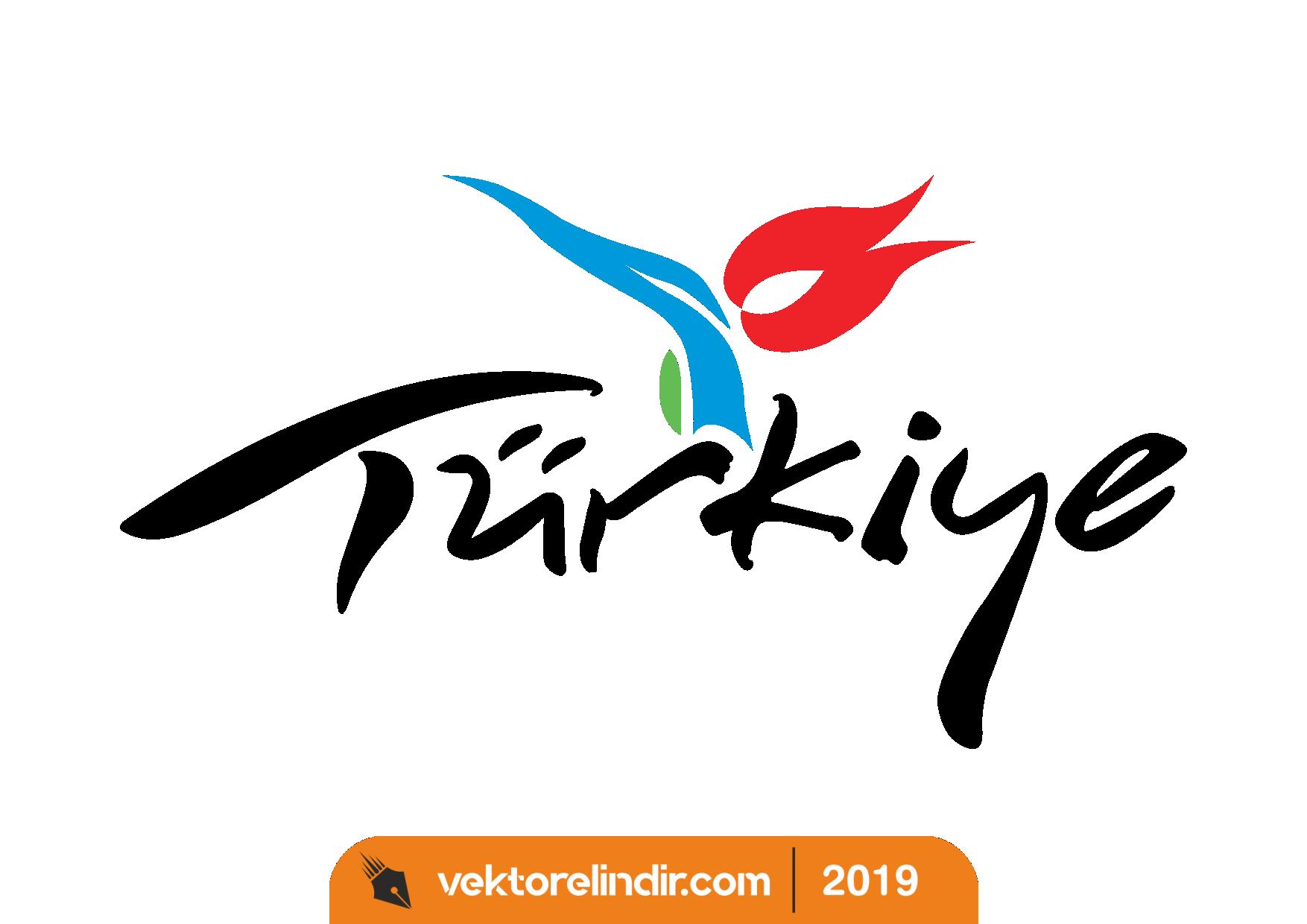 Türkiye Logo, Amblem, Yeni, Turkey