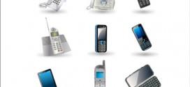 Telefon Vektörel