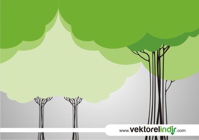 Vektörel Ağaç