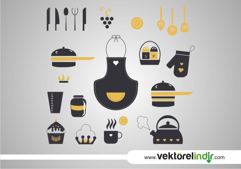 Vektörel Mutfak, Aşcı Aletleri