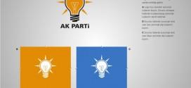 Ak Parti Kurumsal Logo