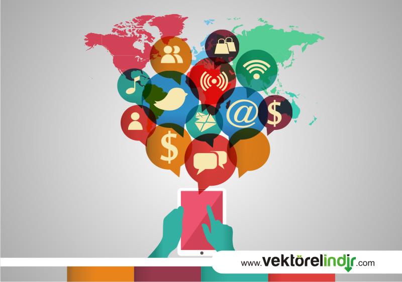 İletişim Yolu, Wife, Mail, Twitter, E-Posta