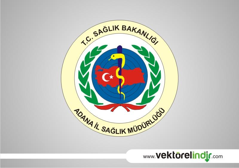 Adana İl Sağlık Müdürlüğü Logo