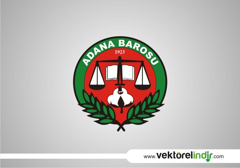 Adana Barosu Logo