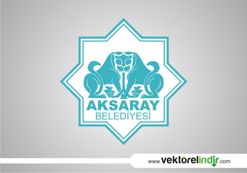 Aksaray Belediyesi Logo Vektörel