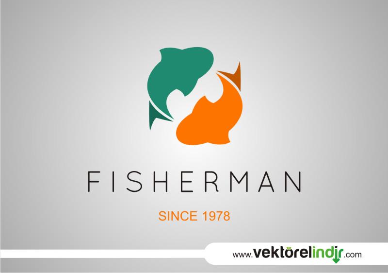 Balık Logo, Balıkçı