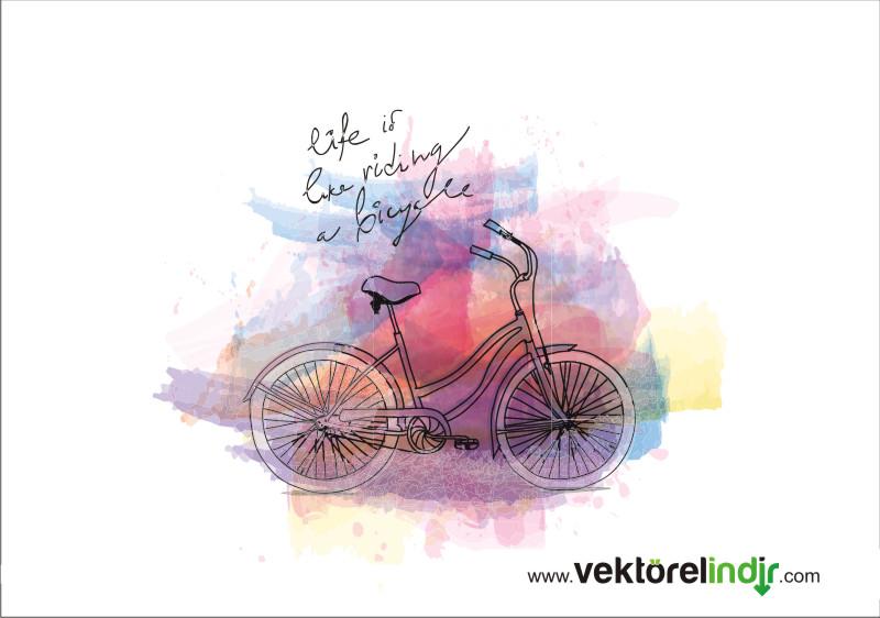 Bisiklet, Çizim, Clipart