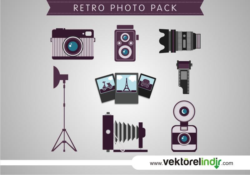Fotoğraf Makinası, Tripot, Kamera, Film