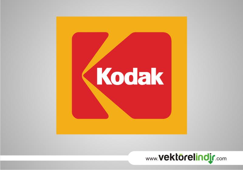 Kodak Vektörel Logo