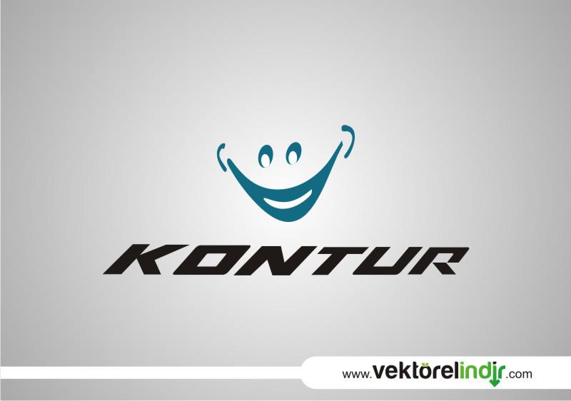 Kontur Vektörel Logo
