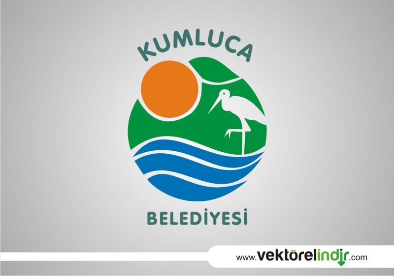 Kumluca Belediyesi Vektörel Logo