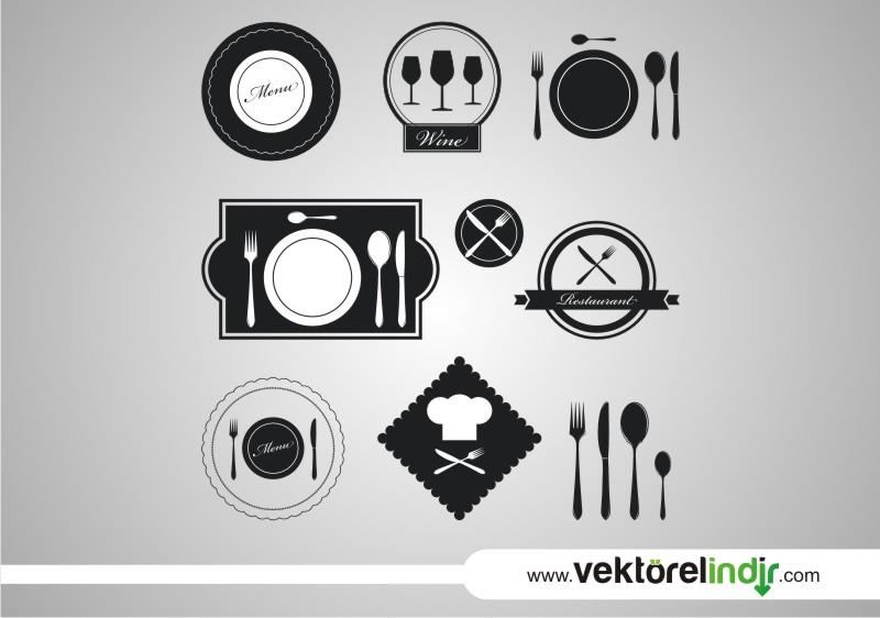 Restaurant Malzemeleri, Çatal, Bıçak