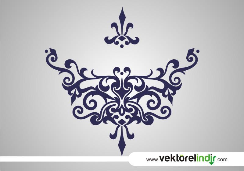 Süs, Vektörel Osmanlı Motifi