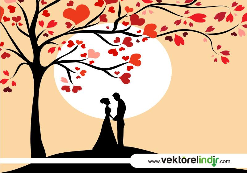 Sevgi, Sonbahar Yaprakları, Aşk, Gelin Damat