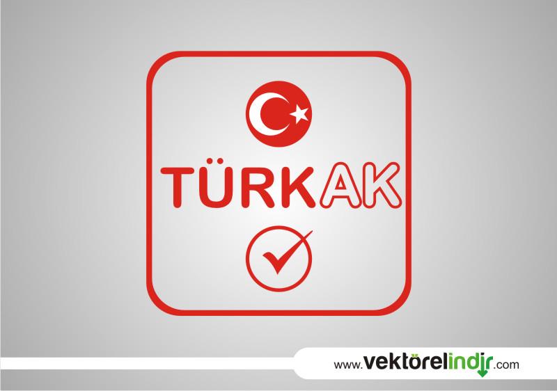 Türk Ak Logo