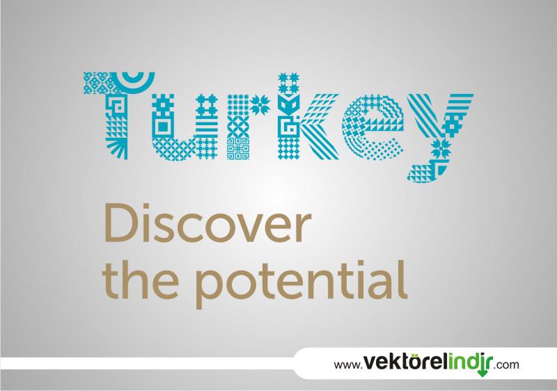 Türkiye Dış Ticaret, Discover Logo, The Potential