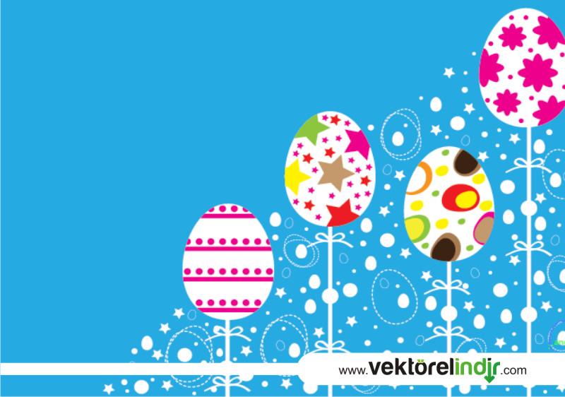 Yumurta Desenli Çalışma