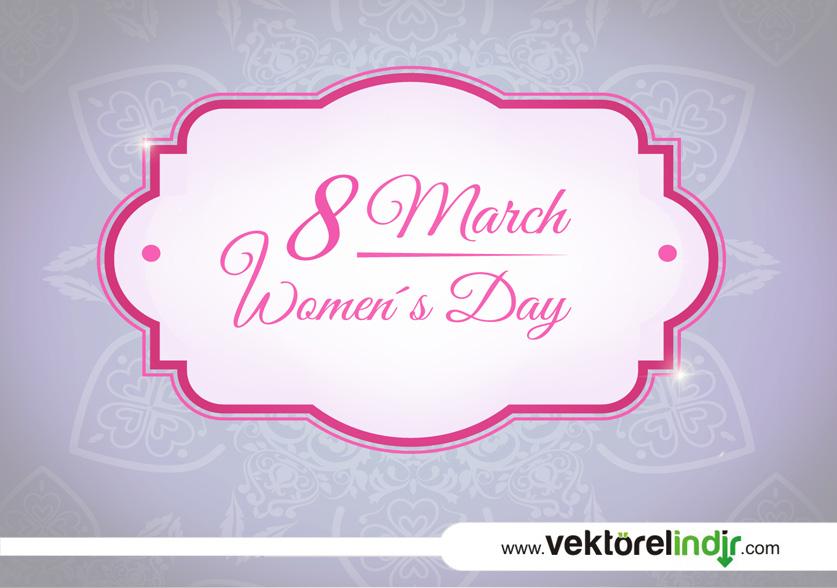 Kadınlar  Günü Çalışması 1