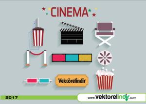 Cinema, Kamera, Mısır, Kola, Gözlük, 3D Cinema, Kayıt