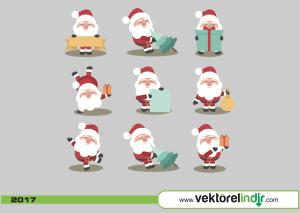 Noel Baba, Yılbaşı