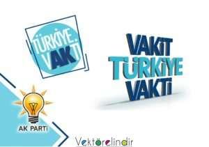 Ak Parti Vakit Türkiye Vakti