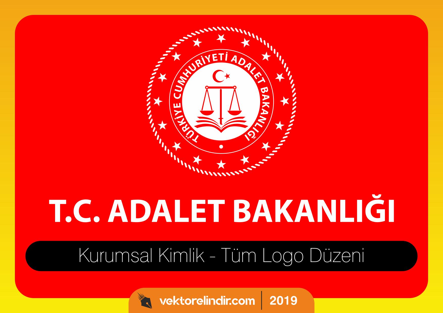 Tc Adalet Bakanlığı Yeni Logo
