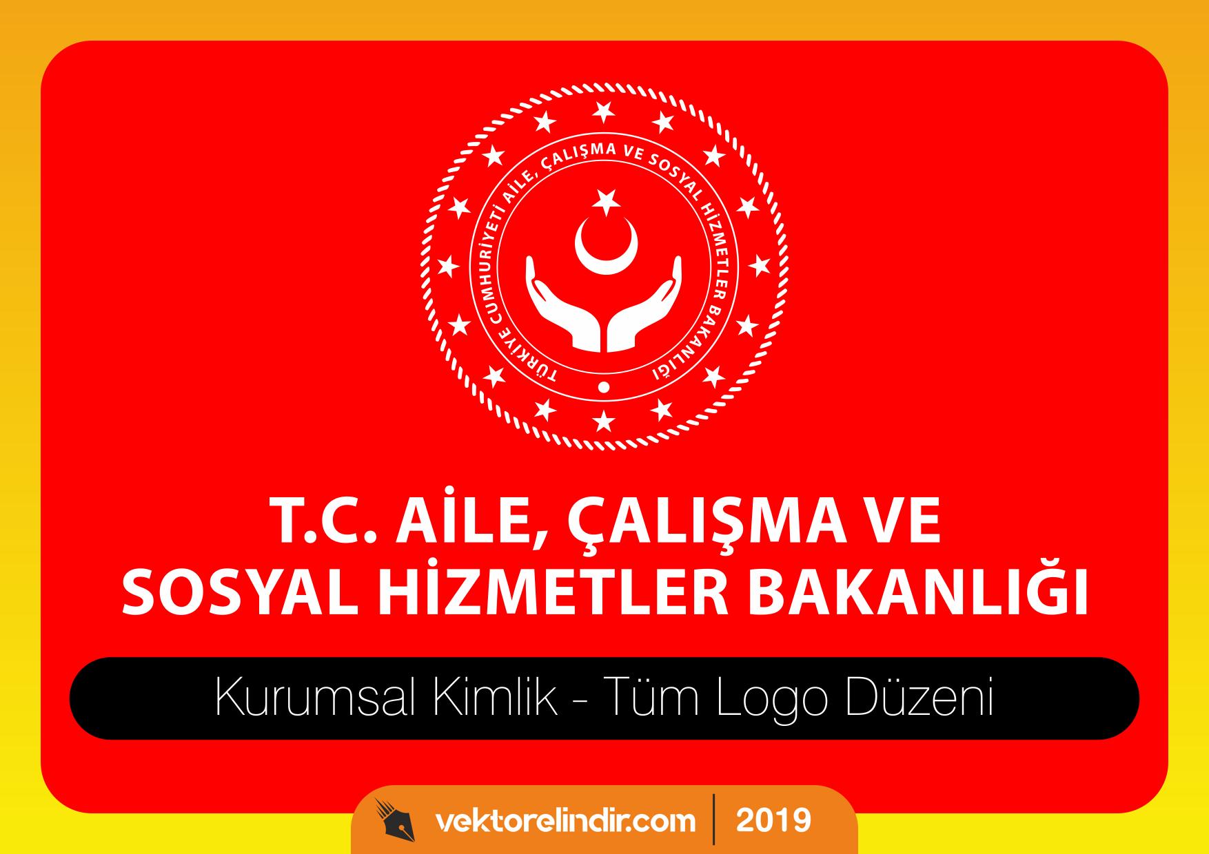 Tc Aile ve Sosyal Hizmetler Bakanlığı Yeni Logo