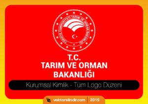 Tc Tarım ve Orman Bakanlığı Yeni Logo