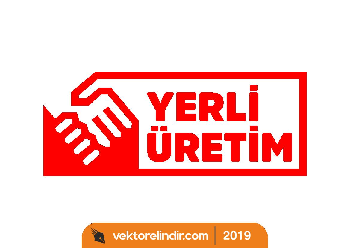 Yerli Üretim Logo, Vektörel, Türk Malı_1