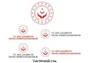 Çalışma ve Sosyal Bakanlık Logo 2018 Vektörel