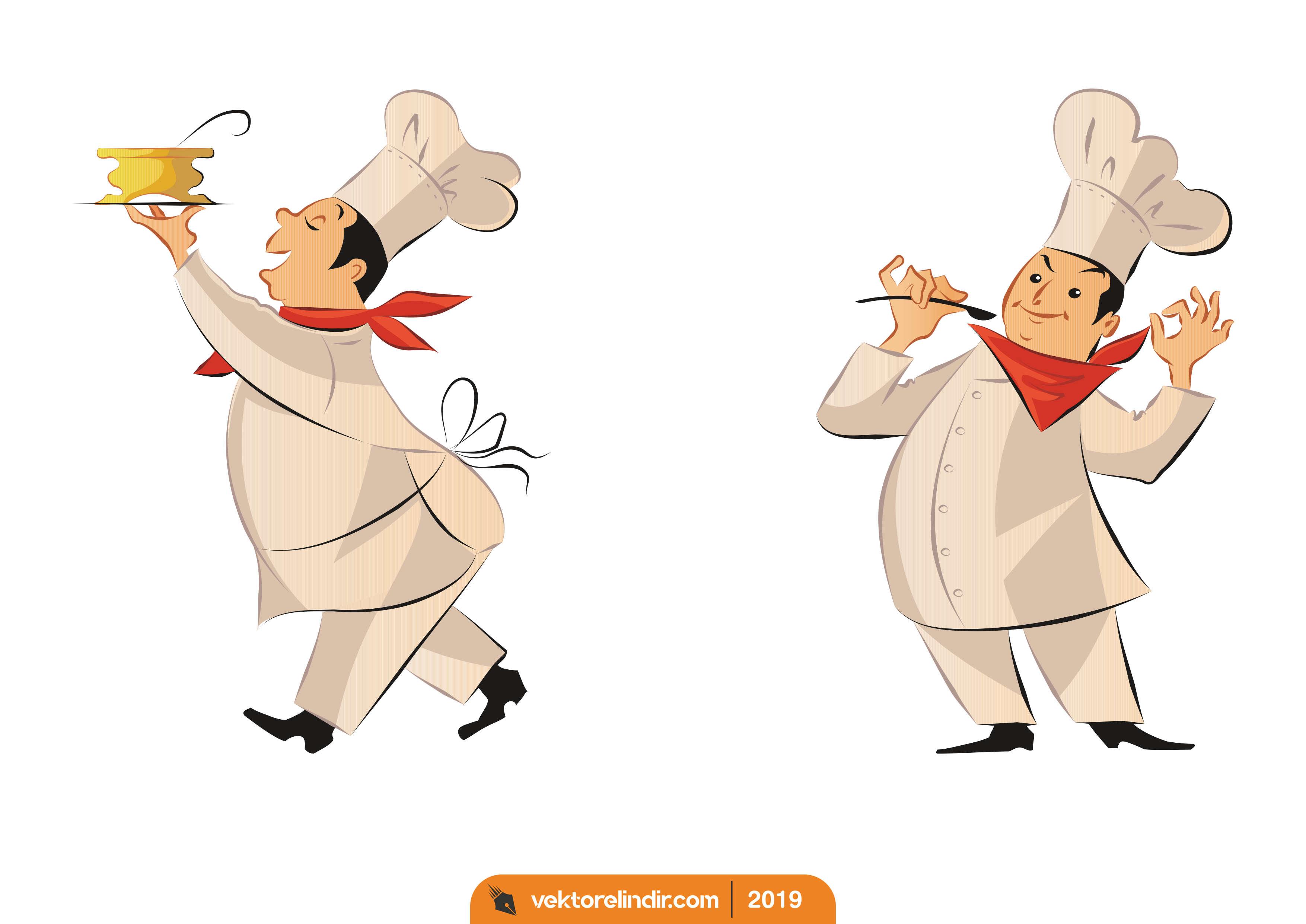 Şef, Usta, Yemek, Aşçı
