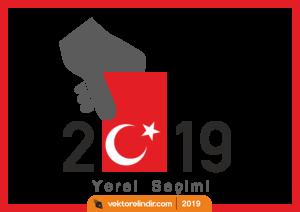 2019 Yerel Seçim Logo, Amblem, Anket.