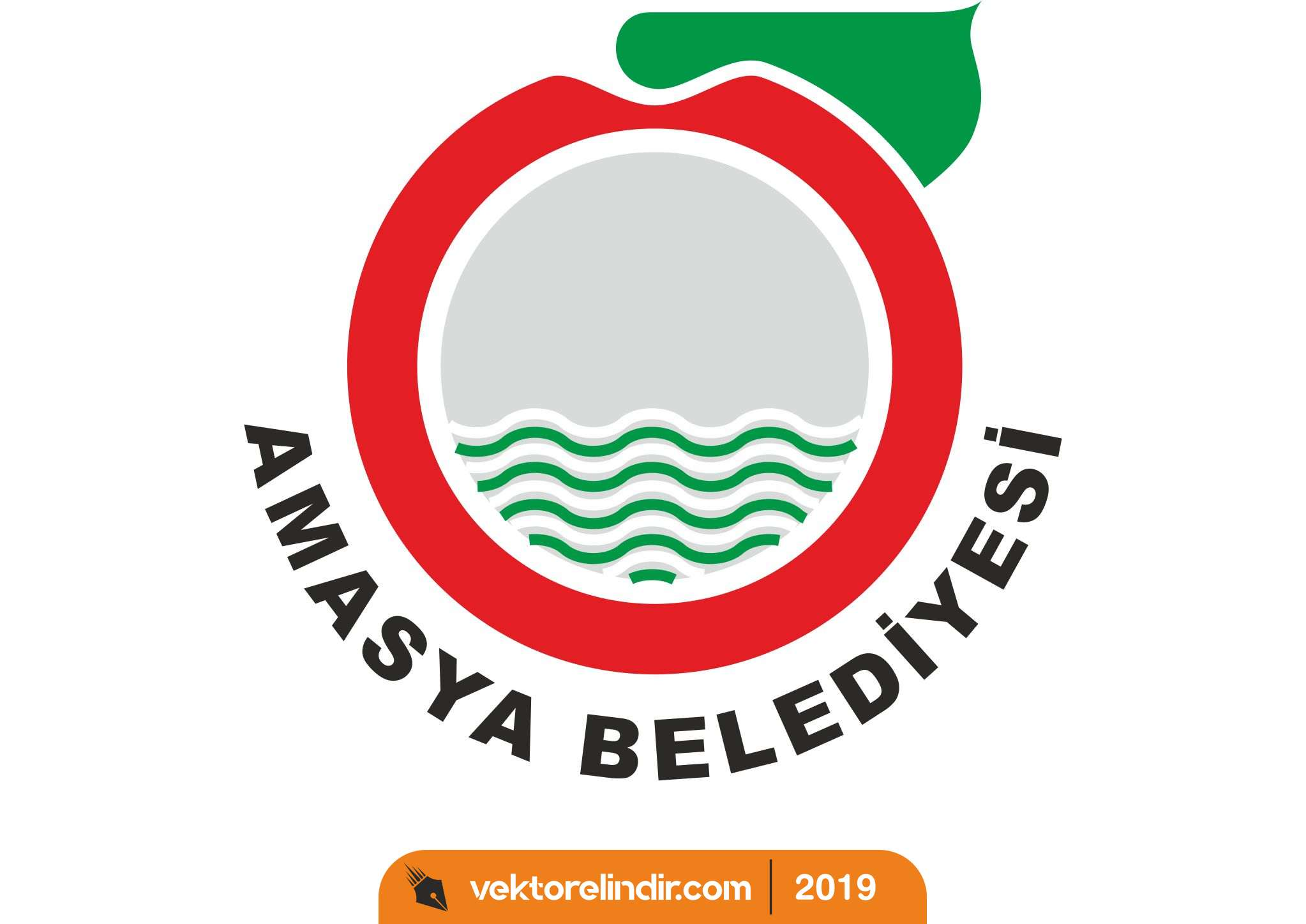 Amasya Belediyesi Logo, Amblem