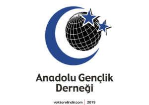 Anadolu Gençlik Derneği Logo Vektörel