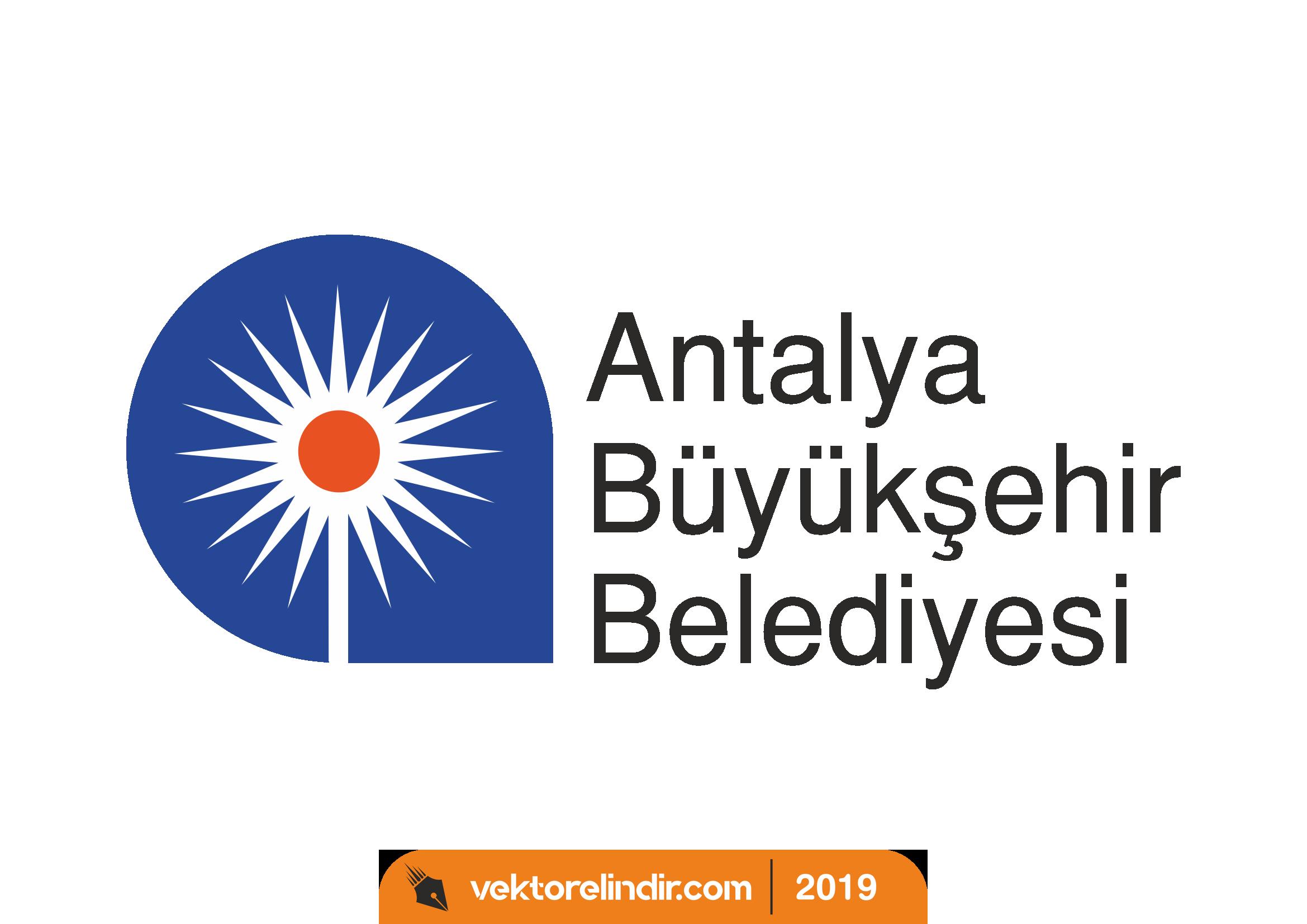 Antalya Büyükşehir Belediyesi Logo, Amblem