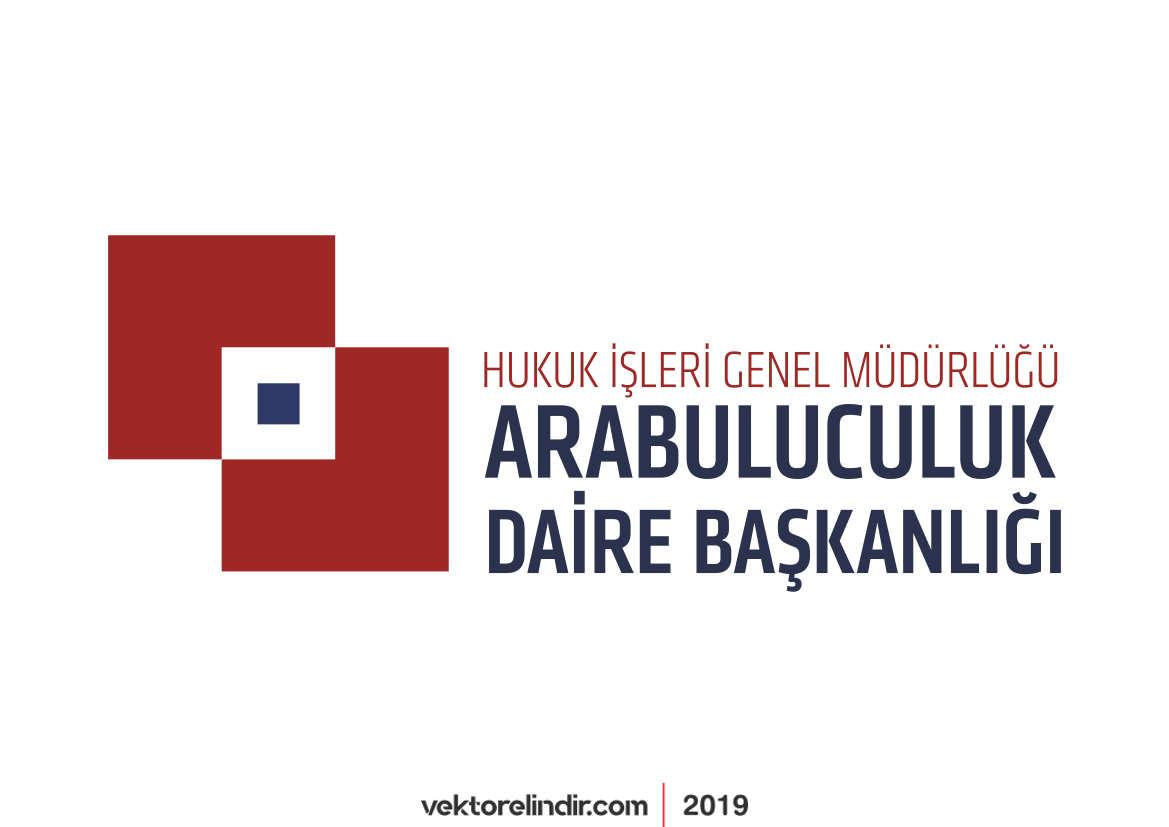 Arabuluculuk Daire Başkanlığı Logo Vektörel
