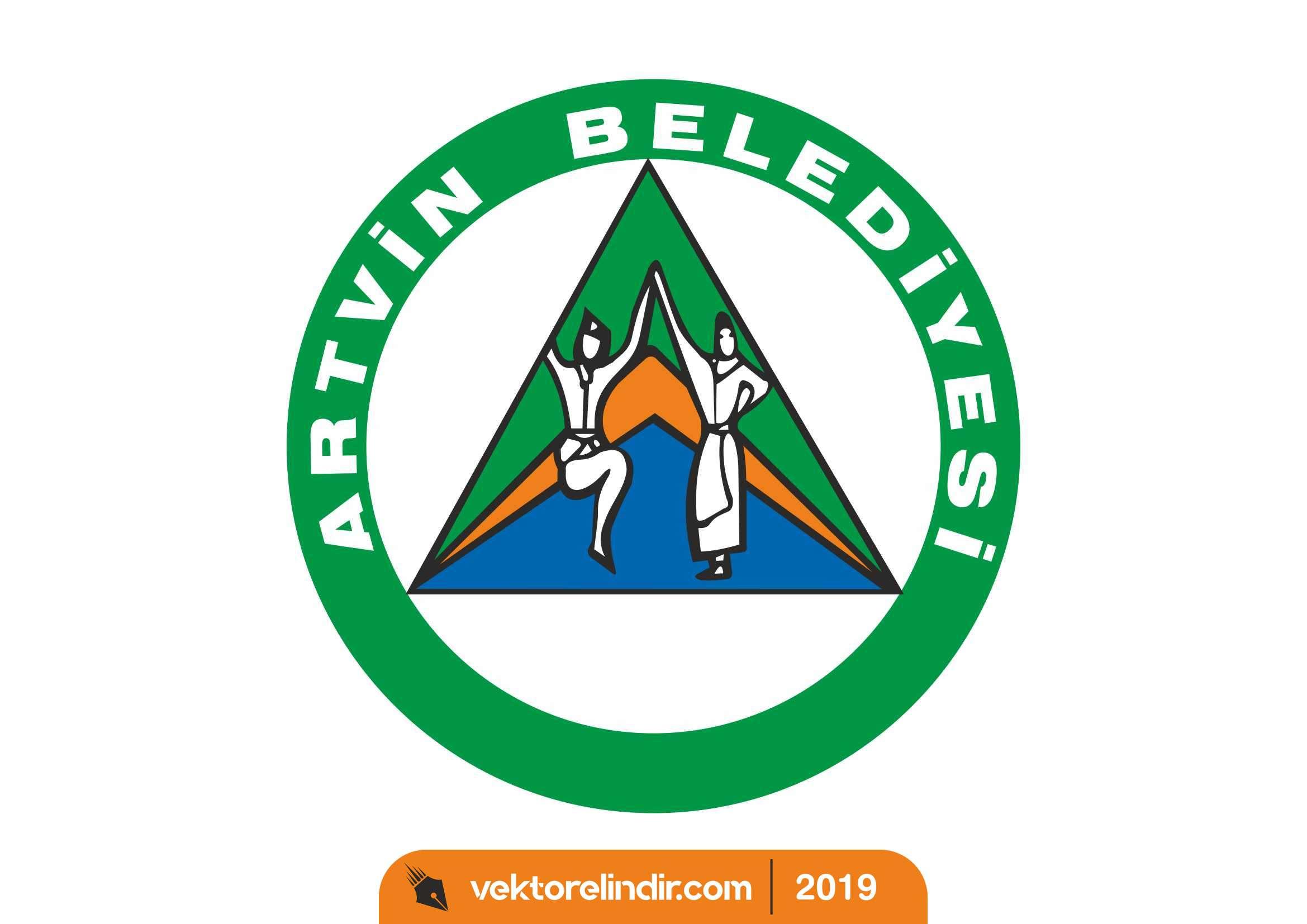 Artvin Belediyesi Logo, Amblem