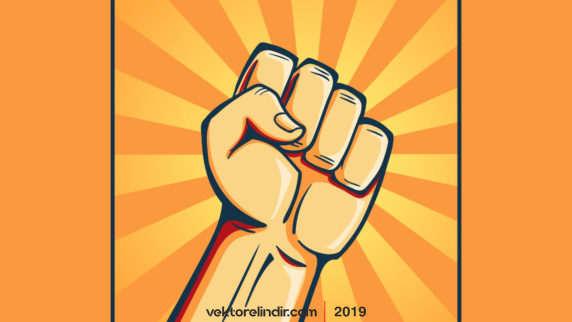 Devrim, Yumruk, Hareket, Başkaldırma
