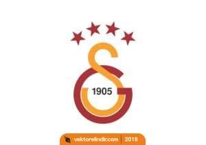 Galasaray Logo, Vektörel, Amblem