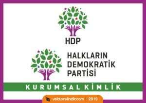 HDP Kurumsal Kimlik, Halkların Demokratik Partisi Logo, Amblem