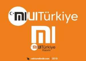 Miui Türkiye Logo Vektörel