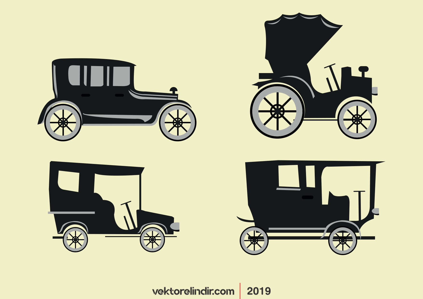 Nostalji, Eski Araç, Eski Arabalar
