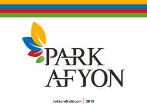 Park Afyon Logo Vektörel
