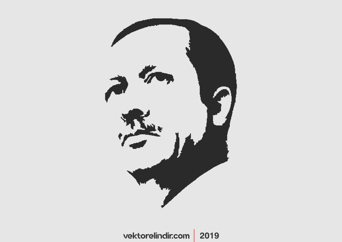 Recep Tayyip Erdogan Araç Etiket, Folyo