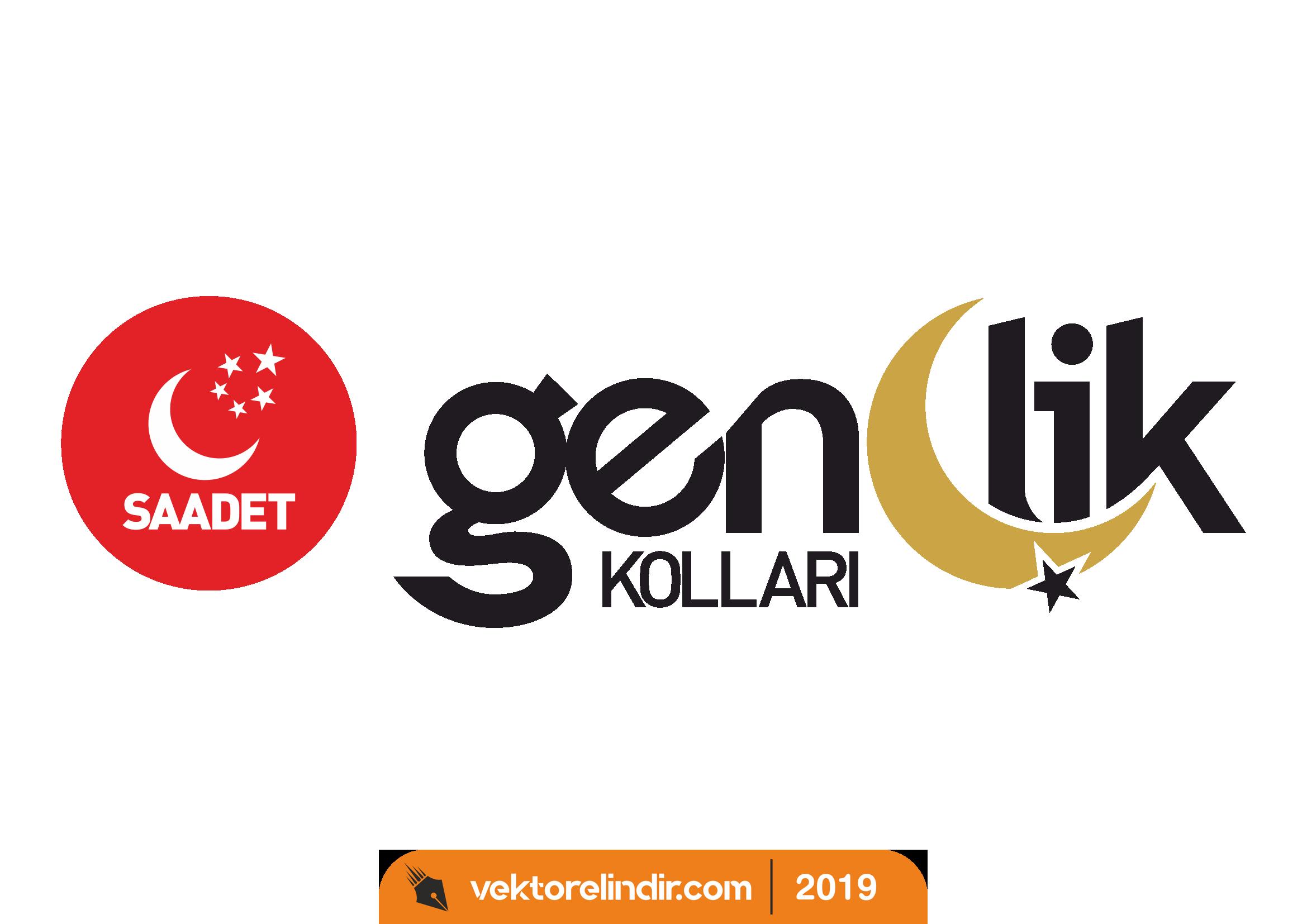 Saadet Partisi Gençlik Kolları Vektörel Logo, Amblem