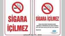 Sigara İçilmez, Yasak, Tütün, Yasaktır
