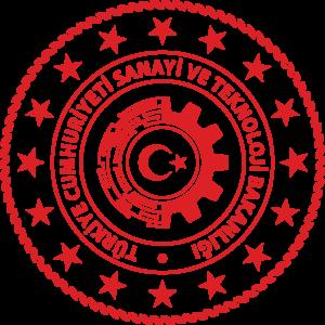 T.C. Sanayi ve Teknoloji Bakanlığı Yeni Logo 2018 Vektörel